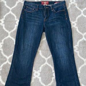 LUCKY BRAND Women's Jeans Sophia Bootcut 30/10